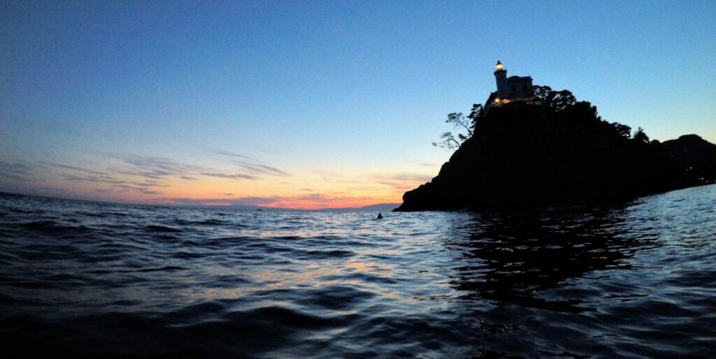 kayak survival con Outdoor Portofino