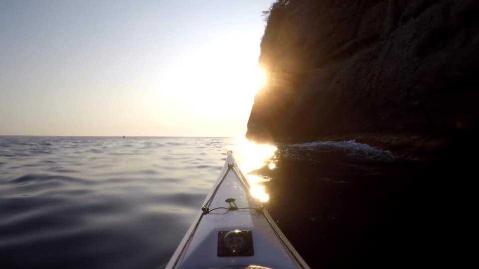 Outdoor Portofino kayak survival