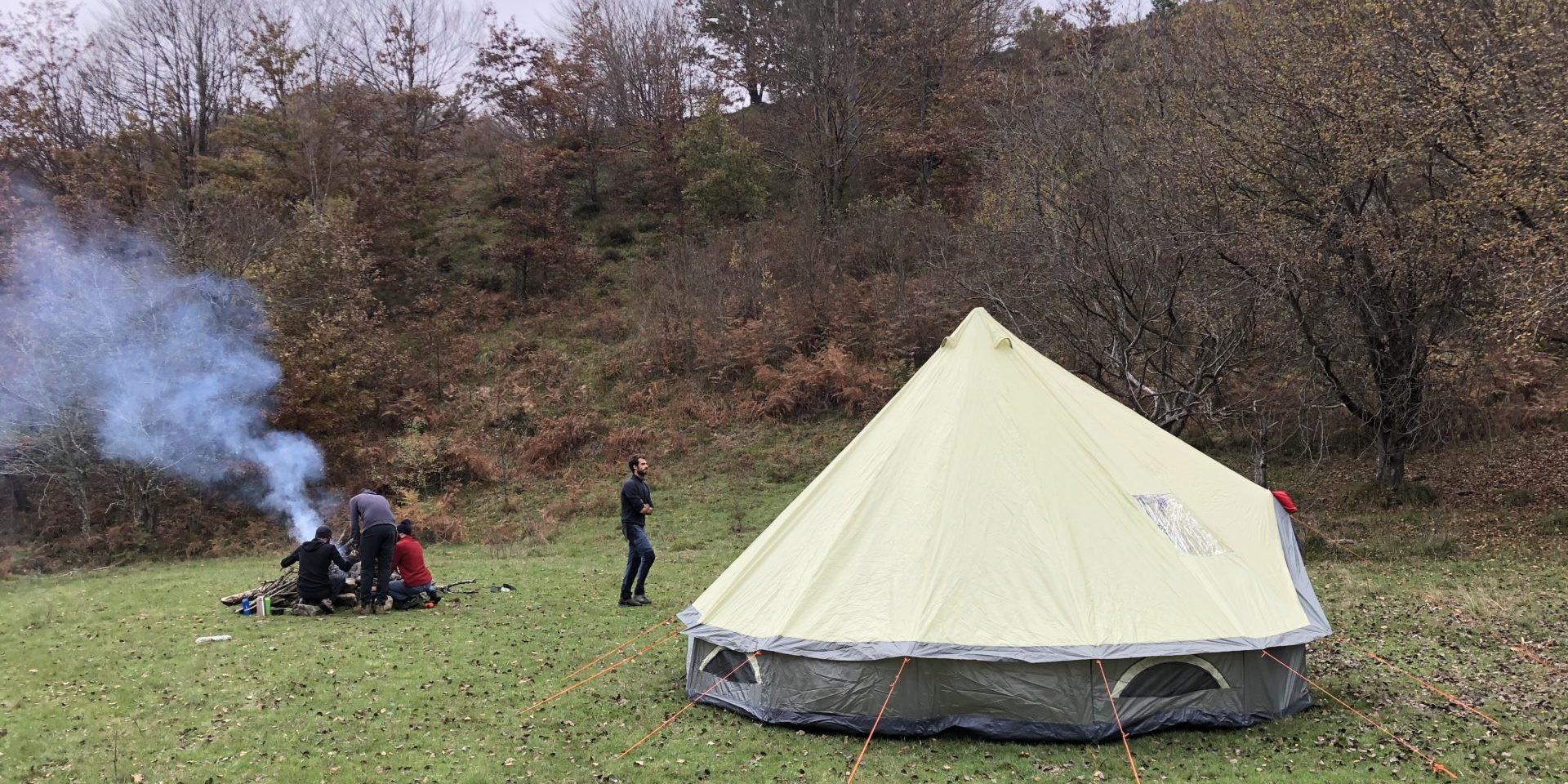 Campo Base Outdoor Education al Team Building e Corso di Sopravvivenza di Outdoor Portofino