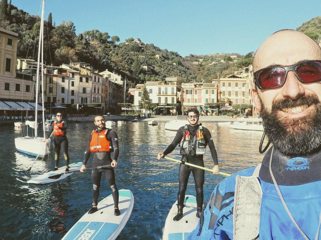 Stand Up Paddle Board Portofino
