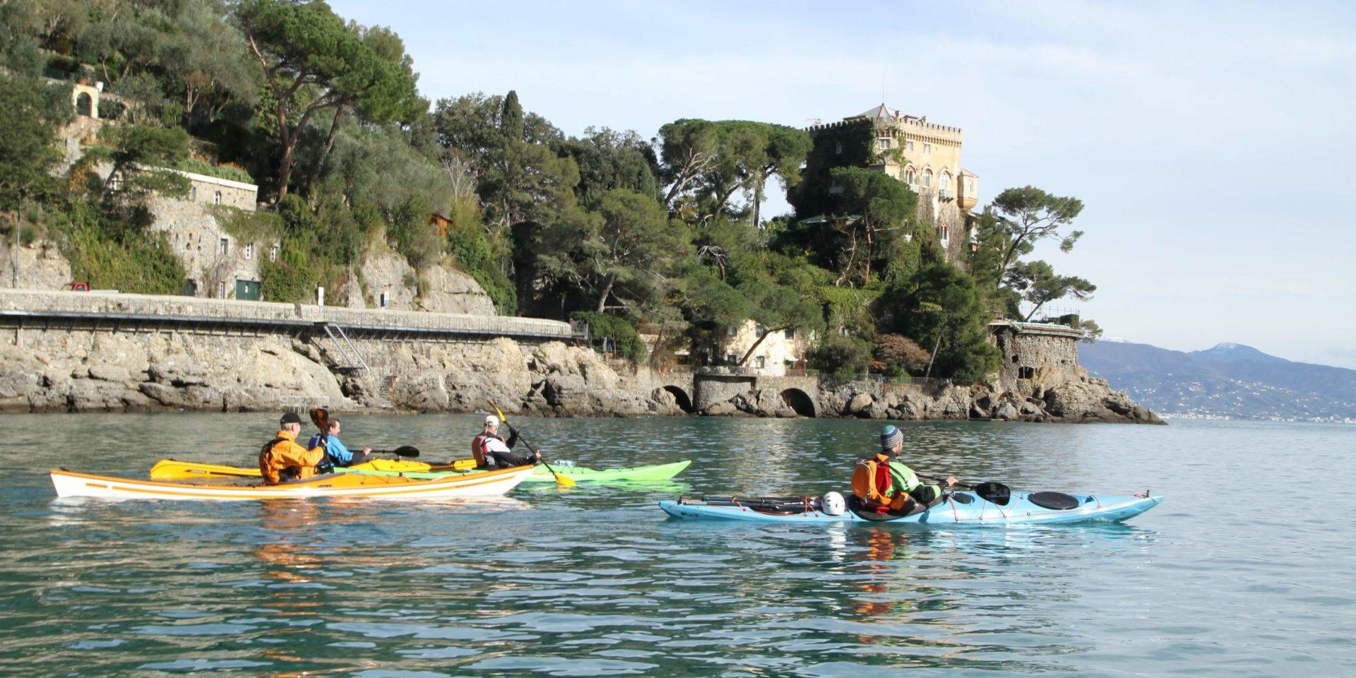 Kayak inverno Outdoor Portofino