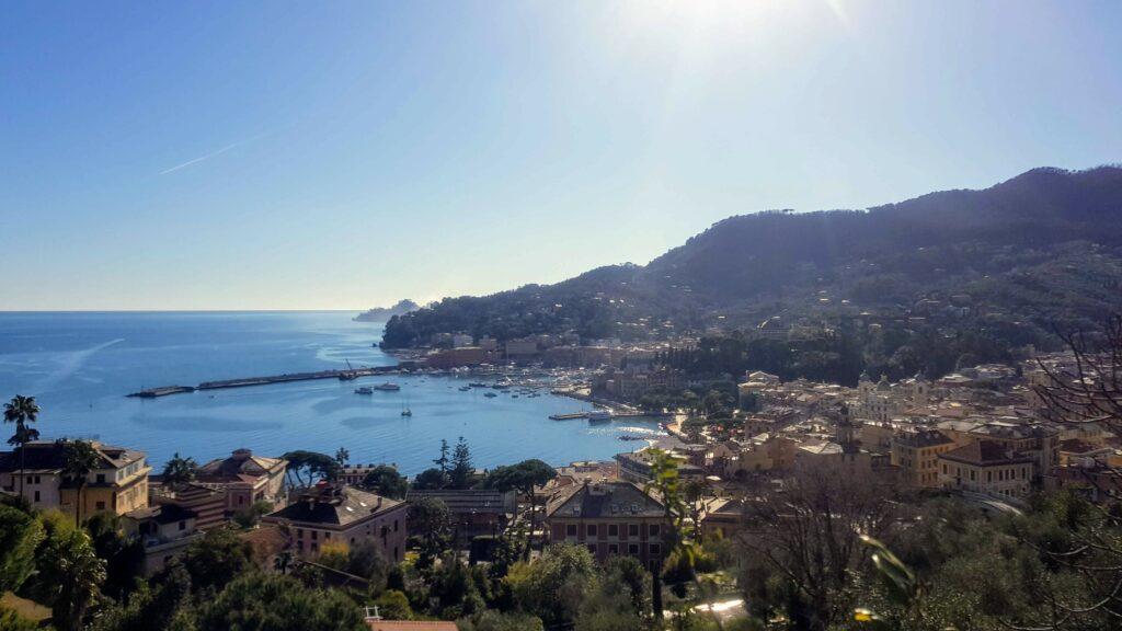Santa Margherita Ligure bici