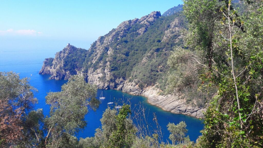 Parco Portofino San Fruttuoso