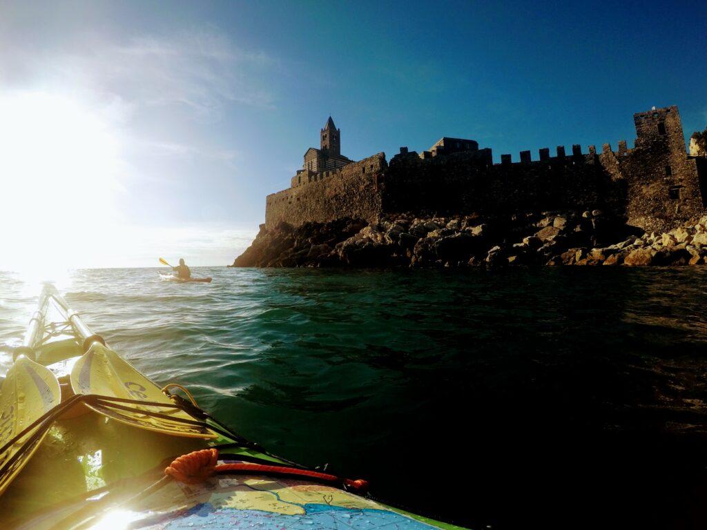 Kayak Portovenere