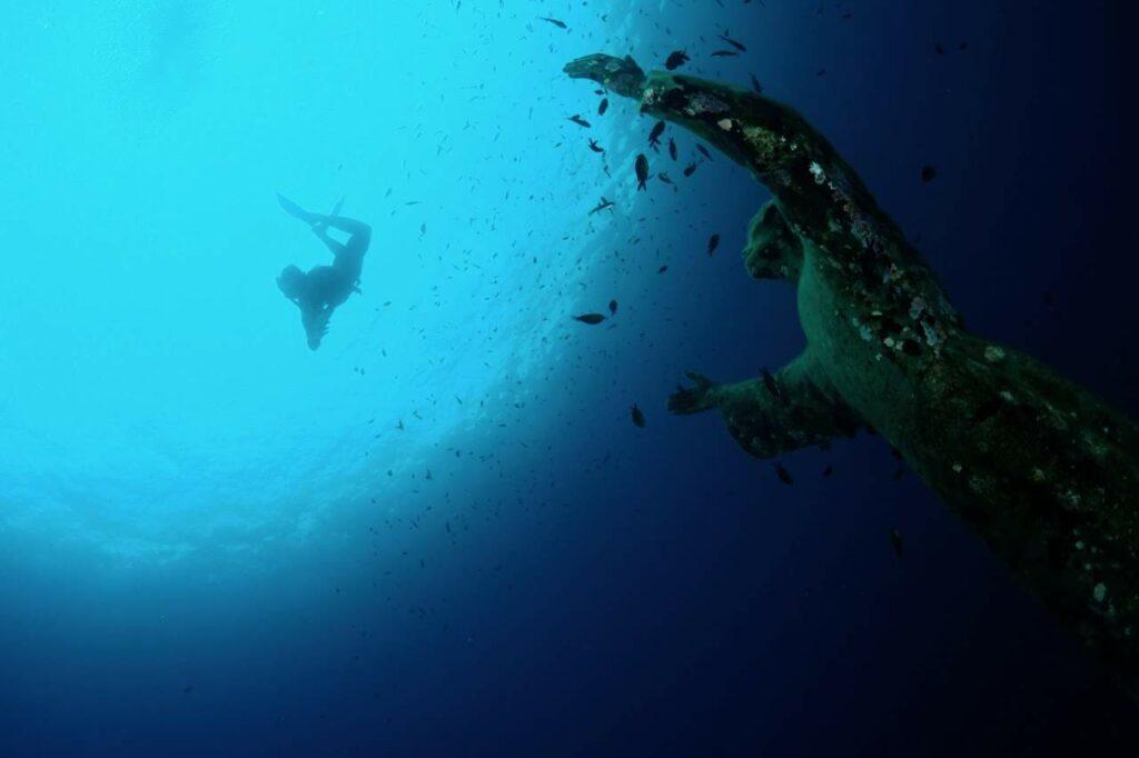 Snorkeling al Cristo degli Abissi - San Fruttuoso