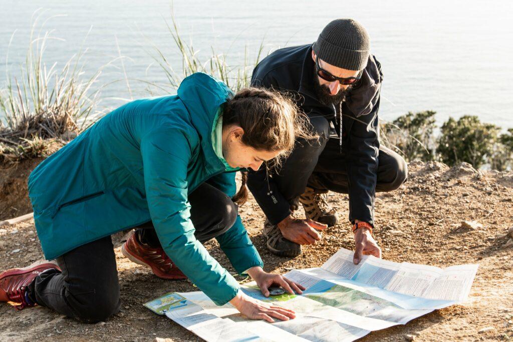 Trekking Survival e Orienteering nel Parco di Portofino