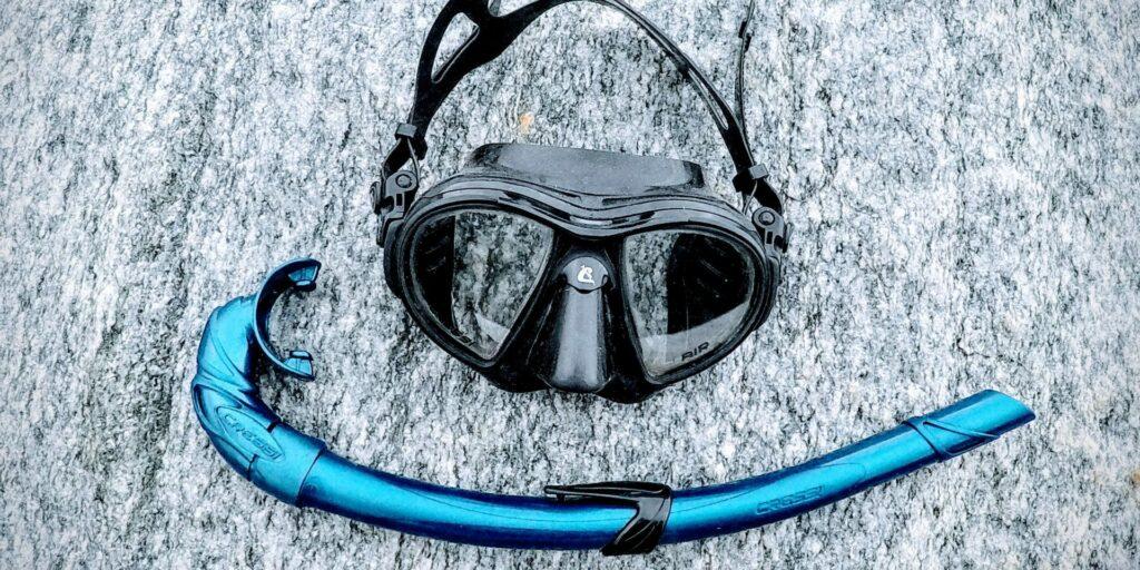 Attrezzatura da Snorkeling